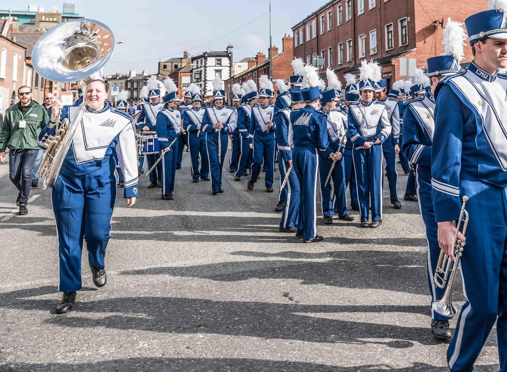Christopher Newport University Marching Captains-112400