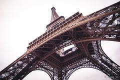Eiffel Tower (samquattro) Tags: paris france eiffeltower