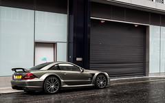 Olive. (Alex Penfold) Tags: black green london cars alex car grey mercedes olive super series autos supercar matte sl65 supercars penfold 2016 sl65bs
