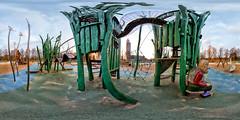 Kletterspass (360 x 180) (diwan) Tags: city panorama canon germany geotagged deutschland eos place stitch outdoor roundabout magdeburg stadt panoramix 360 holzfigur 2016 klettergerst fotogruppe ptgui childrensplayground equirectangular saxonyanhalt sachsenanhalt rotehorn kinderspielplatz circularpatternrectified canoneos650d spivpano walimexprofisheye835 fotogruppemagdeburg magdeburgstadtanderelbe geo:lat=52117571 ritterwilfried geo:lon=11642099