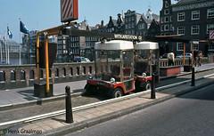 White elephant (railfan3) Tags: public station amsterdam transport nederland 1983 typical amsterdams amsterdamse vervoer nederlandse typisch openbaar nede typische witkar witkarren witkarstation kabouterpartij