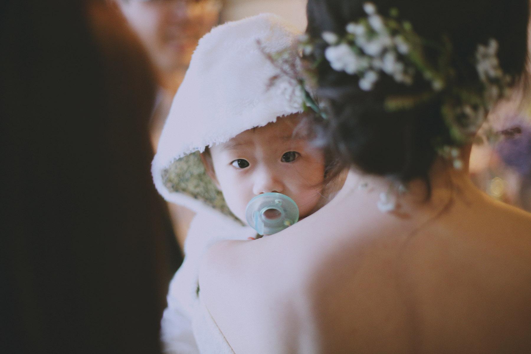 婚禮攝影-小朋友