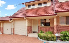 7/3-5 Chelmsford Road, South Wentworthville NSW