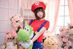 P75_006 (ms09Dom) Tags: cosplay コスプレ マリオ 五木あきら itsukiakira studioazure