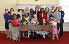 04-12-2016 Alabama Children's Cabinet Created by Executive Order