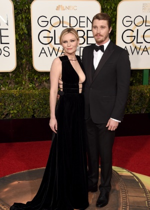 Kirsten Dunst e Garrett Hedlund terminam namoro de quatro anos