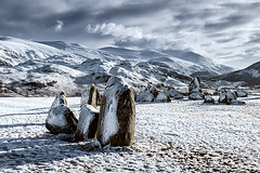 (John Ormerod) Tags: uk winter light england sky cloud snow mountains cold landscape photography photo ancient nikon unitedkingdom britain lakedistrict photograph cumbria keswick helvellyn d800 castleriggstonecircle leefilters