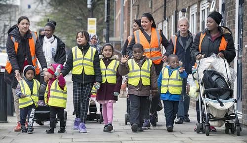 The Parents Forum Resource Group Walk
