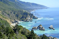 vista point (Fred R Childers Photography) Tags: bigsur pch highway1 condor vistapoint hwy1 californiacoast pacificcoasthighway ca1 californiapch