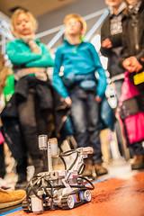 SalonSIEP-M+®tiers du Spacial-4 (cdsunamur) Tags: robot stand université salon sciences espace savoir siep visites métiers unamur henallux