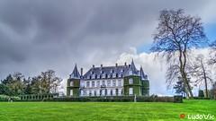 Chteau de la Hulpe (Ld\/) Tags: brussels castle belgium belgique belgie bruxelles chateau chteau brabant domaine wallon solvay hulpe