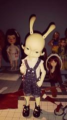 Dolls (sisSoul) Tags: doll bjd dollzone loonette