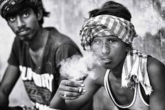 boys kolkata (daniele romagnoli - Tanks for 12 million views) Tags: portrait blackandwhite bw india boys face monocromo nikon faces kolkata ritratto bianconero calcutta biancoenero fumo ragazzi indiani fumatore d810