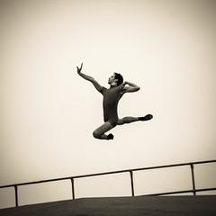 Ballet At The Battery - Part 1.jpg (Darren Berg) Tags: blackandwhite bw ballet dance san francisco blackaandwhite