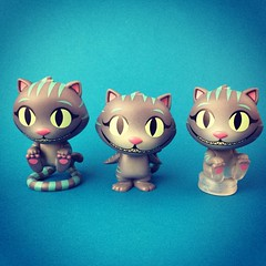 Cheshire Cat Mystery Minis (pullip_junk) Tags: pop hottopic aliceinwonderland cheshirecat funko alicethroughthelookingglass blindbox funkopop mysterymini funkomysterymini