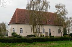 6612 Kirchenmoor, Kirche (RainerV) Tags: germany geotagged kirche brake deu norddeutschland niedersachsen 16043 nikond300 rainerv kirchenmoor geo:lat=5329732459 geo:lon=840241671