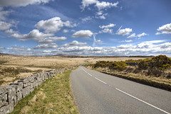 The Road from Two Bridges 28/30 (rmrayner) Tags: road landscape countryside devon dartmoor 2830 moorland windingroad 1752 dartmeet 52weeksthe2016edition april2016amonthin30pictures theroadfromtwobridgesondartmoor