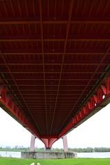 Rijnbrug bij Emmerich (Werner Willemsen) Tags: emmerich rheinbrucke rijnbrug