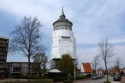 Goes, 's-Gravenpolderseweg 1: Watertoren