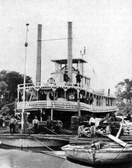 Selkirk - Steamboat, 1887 (vintage.winnipeg) Tags: canada history vintage historic manitoba selkirk ruralmanitoba