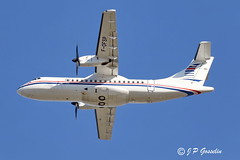 F-OFSP   | AIR SAINT-PIERRE |   ATR 42  |    ATR 42-500  |    SAINT-PIERRE & MIQUELON  |  FRANCE  ||   MONTREAL |  YUL  |   CYUL (J P Gosselin) Tags: fofsp | air saintpierre atr 42 42500 miquelon france || montreal yul cyul canon7dmarkii canon 7dmarkii 7d markii mark ii canoneosrebelt2i canoneos7d canon7d eos7d canoneos eos quebec canada aircraft airplane airport avion trudeau aéroport dorval rebel t2i petrudeauinternationalairport aéroportinternationalpetrudeau petrudeau montréal québec ph:camera=canon flickr