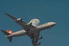 Cargolux B748F (MEX) (ruimc77) Tags: city moon airplane mexico nikon aircraft aviation luna 300mm lua boeing af nikkor f4 747 spotting cargolux b747 mex 748 ifed aviacao 747f mmmx d810 747800 b748 b747f b747800 aviavion 748f 747800f b747800f b748f lxvci