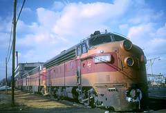 Milwaukee Road F7 112A (Chuck Zeiler) Tags: road railroad milwaukee locomotive chz milw f7 emd 112a bensenvile