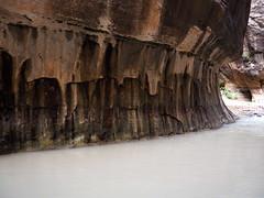 Hiking the Narrows (Wendkuni) Tags: zion zionnationalpark narrows thenarrows