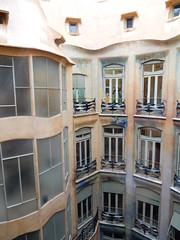 DSCN6314 (Beth M527) Tags: barcelona spain unesco artnouveau casamil lapedrera 2016 antonigaud worldheritagesites