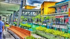 HRD using Mobile - Ayala Malls Circuit Lane (sunokie) Tags: mobile mall philippines makati circuit hdr nokie casido