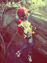 Wydowna Spider (eneida_prince) Tags: spider photo doll dolls photoshoot photos mh mattel 2016 ilovefashion monsterhigh wydownaspider osalina monsterhigh2016