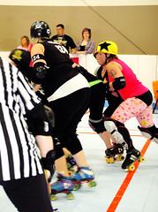 075 (Bawdy Czech) Tags: city oregon lava track dolls flat bend or n skate roller eggs april skater anonymous derby nori breakin 2016 spekt lcrd overbeaters