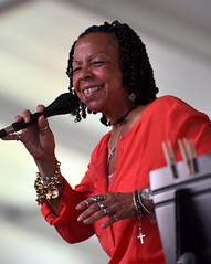Jazz Fest - Lillian Boutté