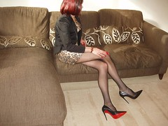 A little animal print (dianalondontv) Tags: sexy ass stockings animal sex naughty tv pretty dress legs slut feminine arse mini erotica tights bum crossdressing sensual redhead tgirl transgender nails tranny transvestite heels leopardprint manicure tease elegant trans suspenders stiletto stilettoheels tart transexual miniskirt crossdresser arousing ts teasing leggy anklet stilettos longlegs nylons elegance decadent rednails tarty minidress thighhighs manicured blackstockings stilletos christianlouboutin louboutin beautifullegs anklebracelet tightskirt stockingtops holdups anklechain suspenderbelt tgurl prettypolly lacetopstockings ffnylons ffstockings louboutins stilettonails sokate