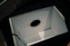 Diffuser Box 8 (Mr Atrocity) Tags: camera blackandwhite monochrome make darkroom project diy budget large chemistry printing intrepid 4x5 format enlarger cheap ghetto diffuser 5x4