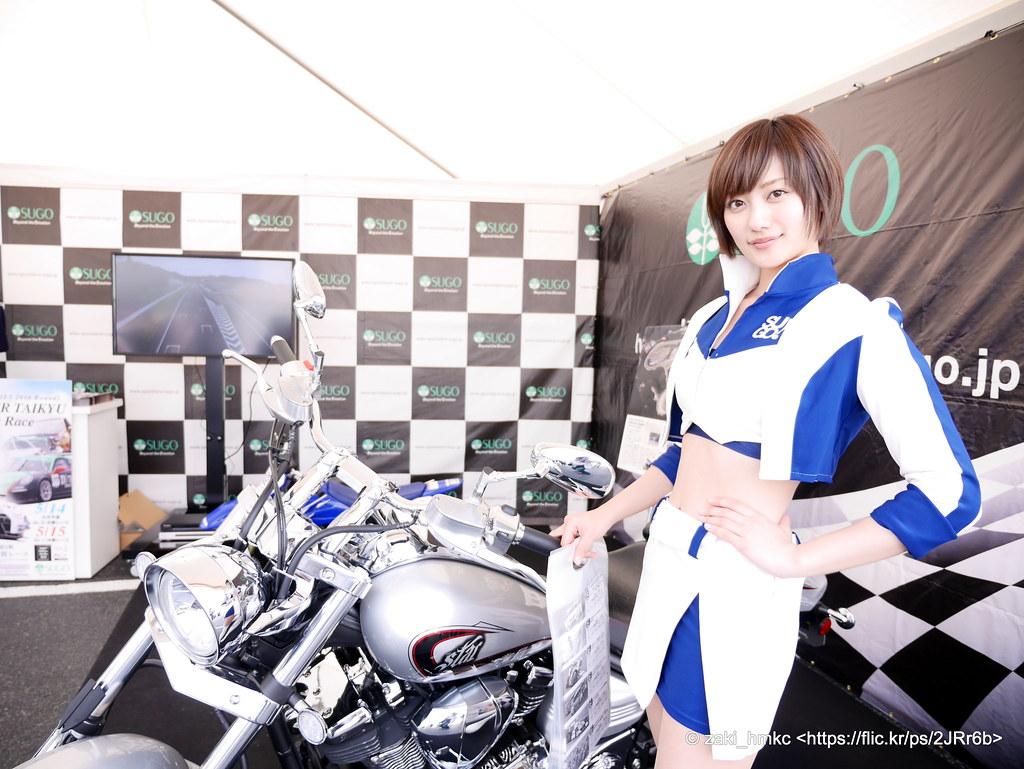 奥山かずさ 奥山かずさ / Motor Sport Japan 2016 Festival in Odaiba (zaki.hmkc) Tags