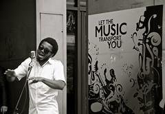 The Soul of London (Sandrine Vivs-Rotger photography) Tags: england london singing soul brixton