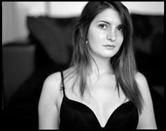 Julie (ericvanden) Tags: portrait woman pentax6x7 6x7mediumformatfilm120epsonv600