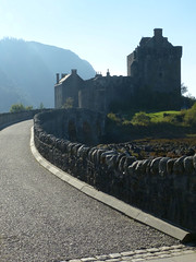 80 Eilean Donan P1160757mods (Andrew Wright2009) Tags: uk vacation holiday castle scotland highlands britain scenic scottish eilean donan