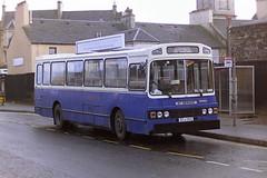 A.1. SERVICE McKINNON OSJ35X (bobbyblack51) Tags: all tiger transport service a1 1995 types vanguard leyland stringer wadham saltcoats mckinnon of osj35x