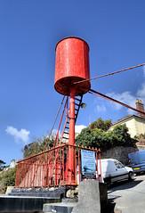 Harbour Light (R~P~M) Tags: uk greatbritain england lighthouse cornwall unitedkingdom redspace fowey kernow harbourlight whitehousepier