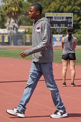 D151226A (RobHelfman) Tags: sports losangeles track highschool trackmeet crenshaw lennoxmarkland