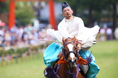 Racing (Teruhide Tomori) Tags: horse sports festival japan kyoto event   horseracing tradition japon  kamigamoshrine