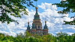 St. Petersburg, Russia (Curtis Lannom) Tags: cruise europe russia magic disney dcl petergof gorodsanktpeterburg