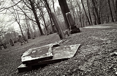 Crying Shame (drei88) Tags: life grave river death living energy shadows dismal grim dreary gritty bleak desolate anxiety burialground charged 1817 southcemetery ancestoral