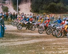 Albertoni Fabrizio (motocross anni 70) Tags: 1977 motocross 125 partenza armeno swm ancillotti fabrizioalbertoni motocrosspiemonteseanni70