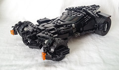 [UPDATE] Batman V Superman Batmobile (FTG Prime) Tags: lego batman custom batmobile moc dawnofjustice batfleck batmanvsuperman