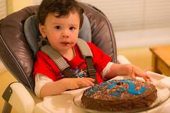 IMG_1520 (Bob_2006) Tags: birthday cake 2nd skyler 2016