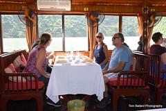D72_7516 (Tom Ballard Photography) Tags: vietnam halongbay tourboats bayclub 20151118