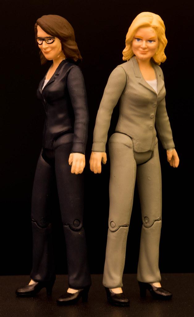 fbaa153b8f Tina Fey   Amy Poehler Weekend Update (atari warlord) Tags  actionfigure  saturdaynightlive amypoehler snl